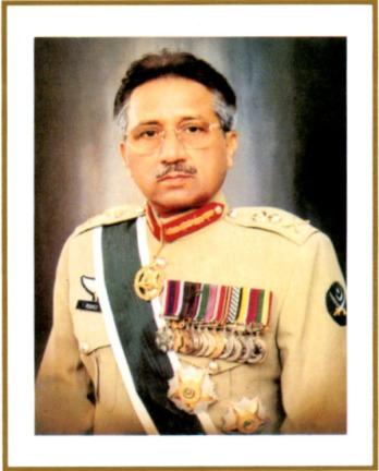 Musharraf's last day